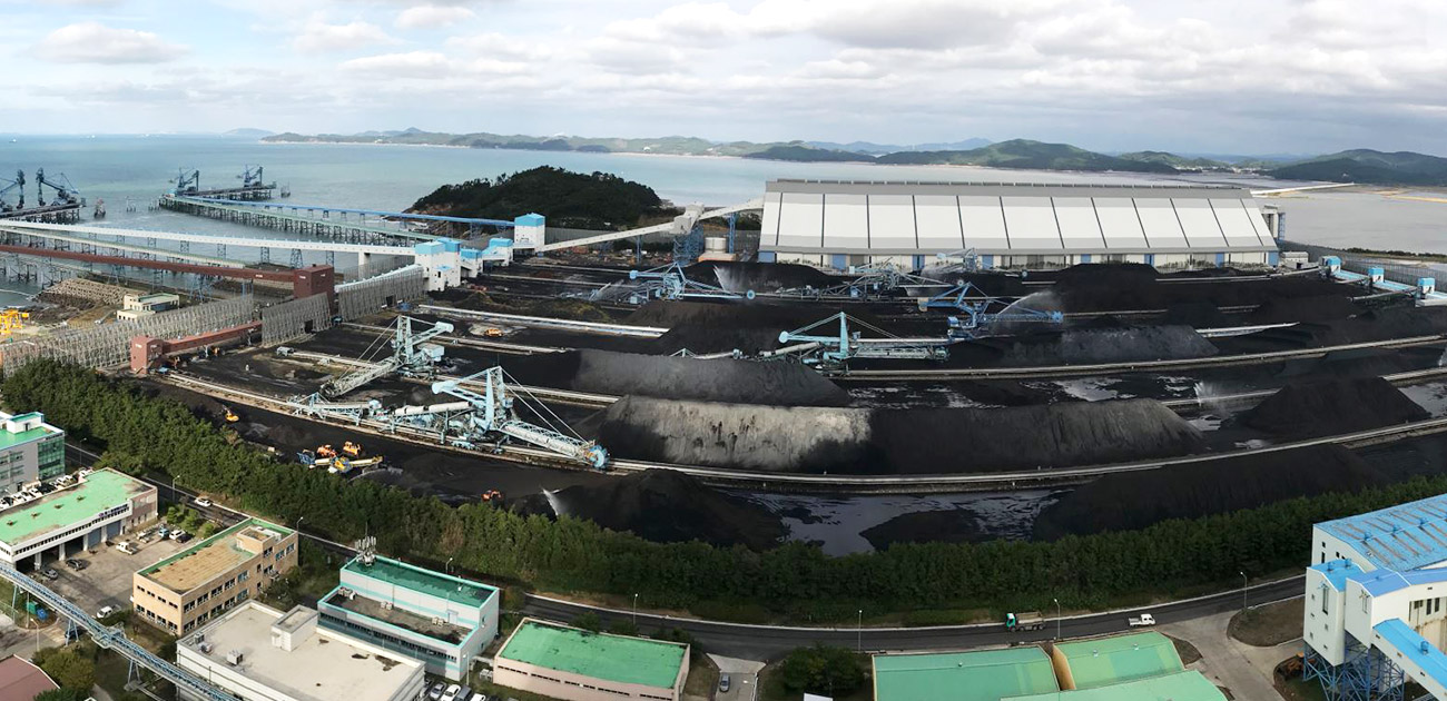 Taean Coal-fired Electrical Power Plant